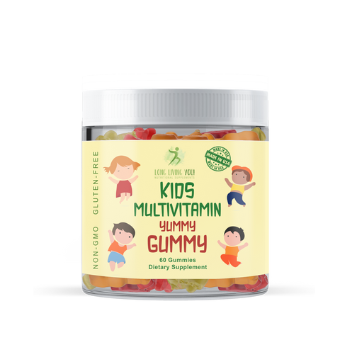 Image of Children's multi-vitamin Gummies (Bundle of 3)