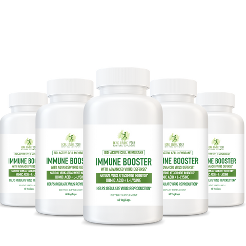 Virus Defense - Immune Booster with Humic Acid and L-Lysine