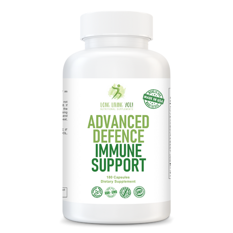 Advanced Defense - Immune Support