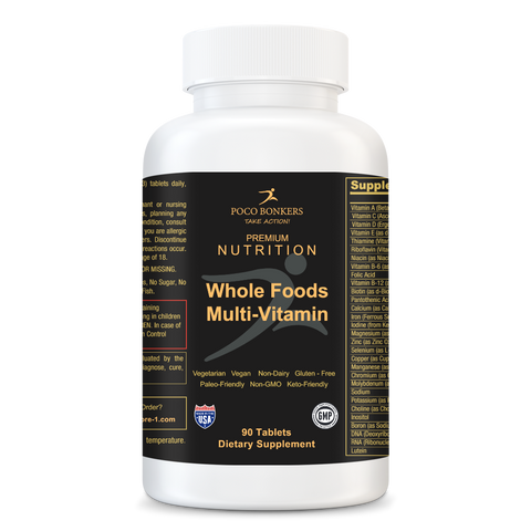 Whole Food Multivitamin