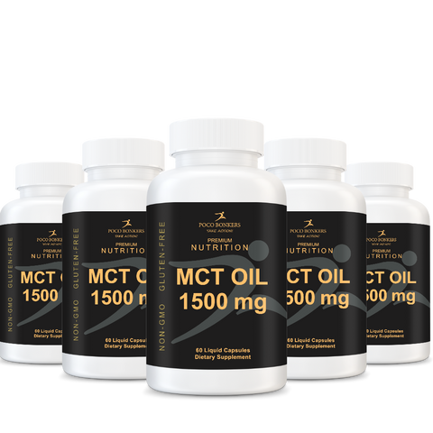 MCT Oil Softgel