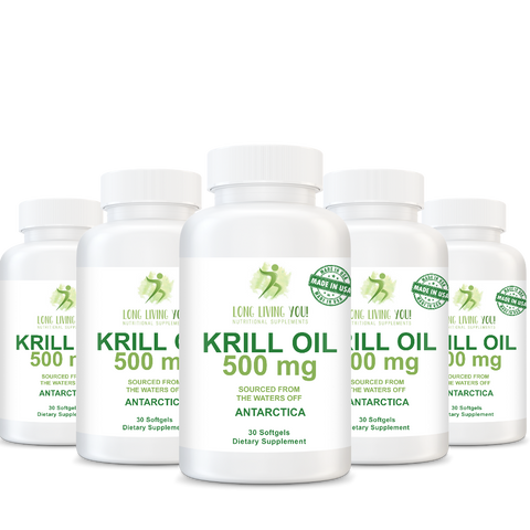 Image of Krill Oil, 500mg
