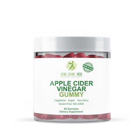 Image of Apple Cider Vinegar Gummies