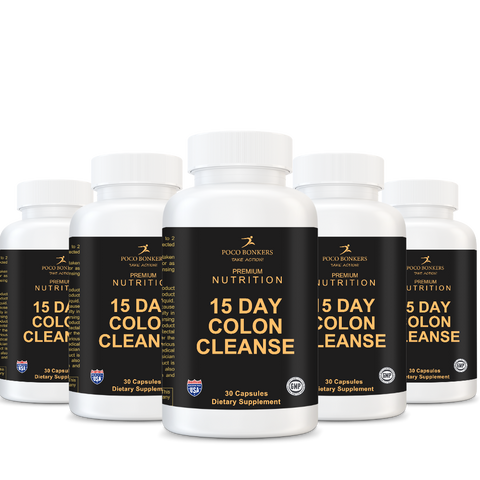 Image of **LOW STOCK** 15 Day Colon Cleanse