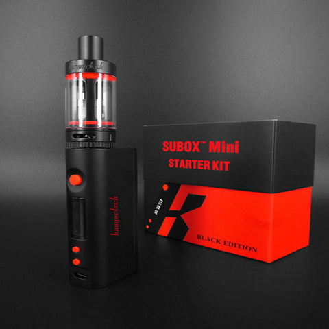 Kanger SUBOX Mini Starter Kit - Black Market Vapors  - 1