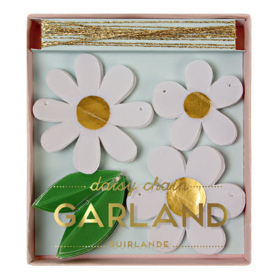 Mini Daisy Chain Garland