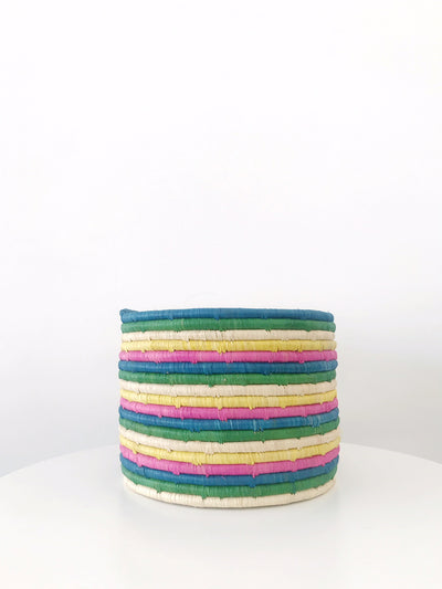 Stripes of the Sun Basket