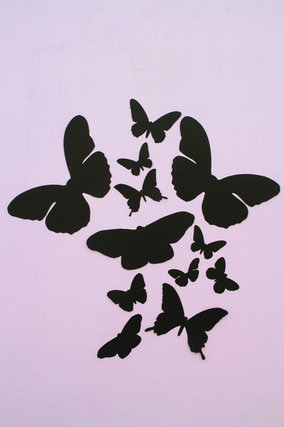 Butterfly DIY Cut-Outs