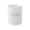 Tulum Small Scented Candle