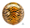 "16"" Tiger Print Orbz Balloon"