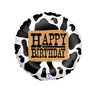 "18"" Western Birthday Mylar"