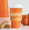 Pumpkin Spiced Fo' Life Coffee Cups