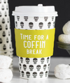 Coffin Break Coffee Cups