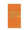 """Give Thanks"" Guest Napkins"