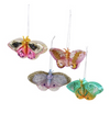 Jeweled Butterfly Ornament