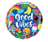 "18"" Good Vibes Mylar"