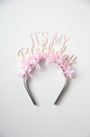 Party Up Top Headbands - Birthday