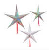 3 Shooting Star Decorations