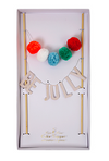 Be Jolly Cake Topper