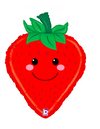 "26"" Strawberry Pal Mylar Balloon"