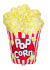 "38"" Pop Corn Mylar Balloon"