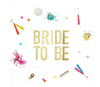 """Bride To Be"" Banner"