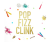 """Pop Fizz Clink""  Banner"