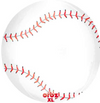 "16"" Baseball Balloon"