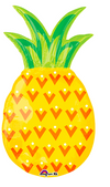 "31"" Pineapple Mylar Balloon"