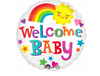"17"" Welcome Baby Foil Balloon"