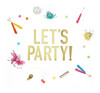"""Let's Party!"" Banner"