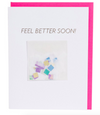 Feel Better Soon! Confetti Card