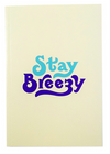 Stay Breezy Sketchbook