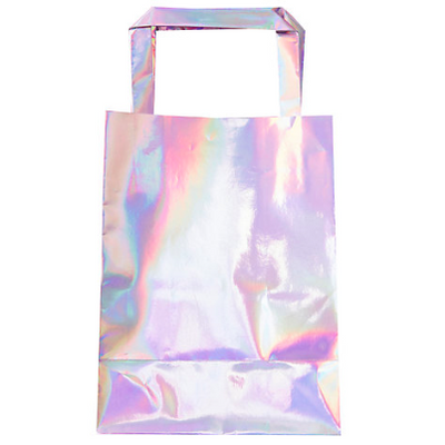 Iridescent Gift Bags