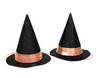 Mini Halloween Witch Hats