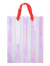 Medium Iridescent Stripe Gift Bags