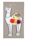 Felt Camel Decoration