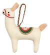 Knitted Llama Decoration