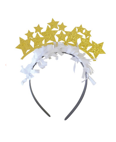Party Up Top Headband - Star Headband