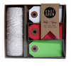 Holiday Tag & Twine Box