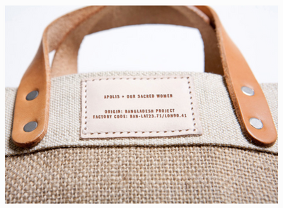 Women Are Sacred Market Bag