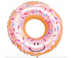 Smiley Pink Frosted Donut