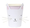 Cat with Whiskers Party Cups