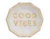 Small Good Vibes Plate