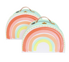 Rainbow Shaped Suitcase - Pack of 2