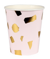 Pink Confetti Cup