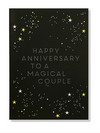 Magical Couple Anniversary Card