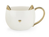 Chloe White Cat Mug