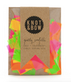 Neon Single Serving Size Confetti