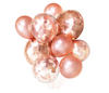 Balloon Bundle - Rose Gold